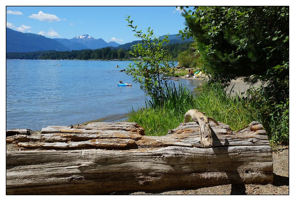 Les lacs de l'ouest canadien J04-1