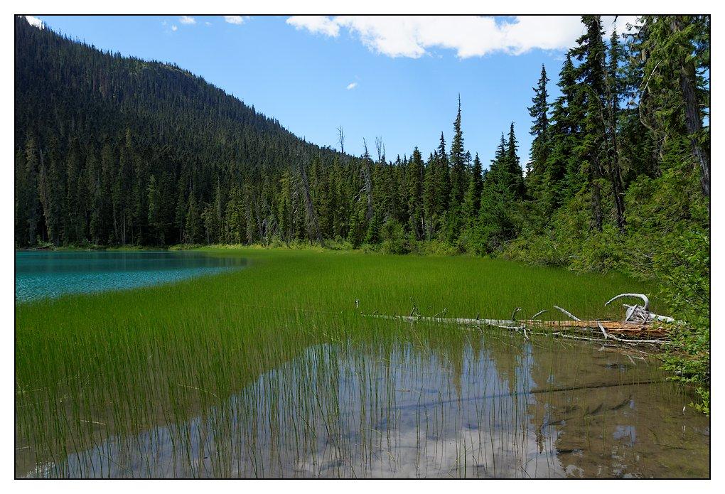 Les lacs de l'ouest canadien J06-6