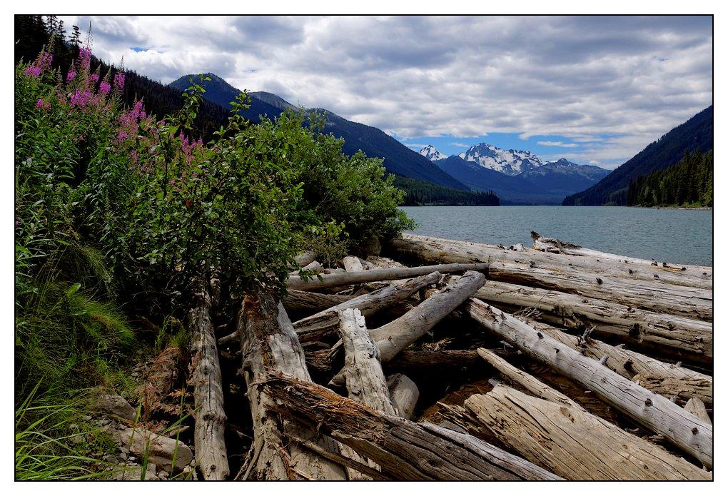 Les lacs de l'ouest canadien J07-4