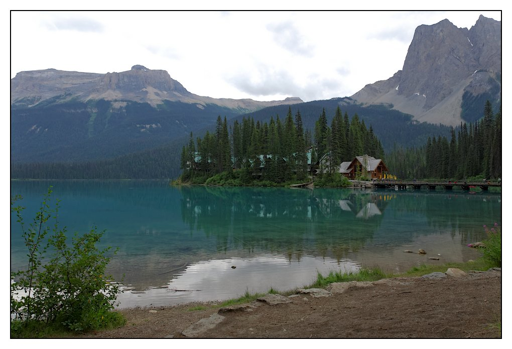 Les lacs de l'ouest canadien J10-5