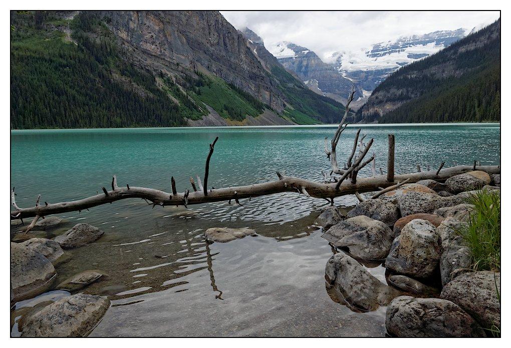 Les lacs de l'ouest canadien J10-6