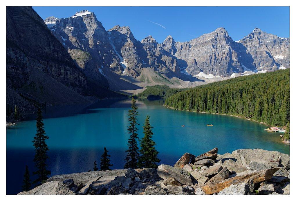 Les lacs de l'ouest canadien J11-10