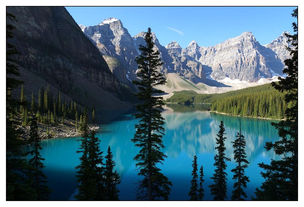Les lacs de l'ouest canadien J11-4