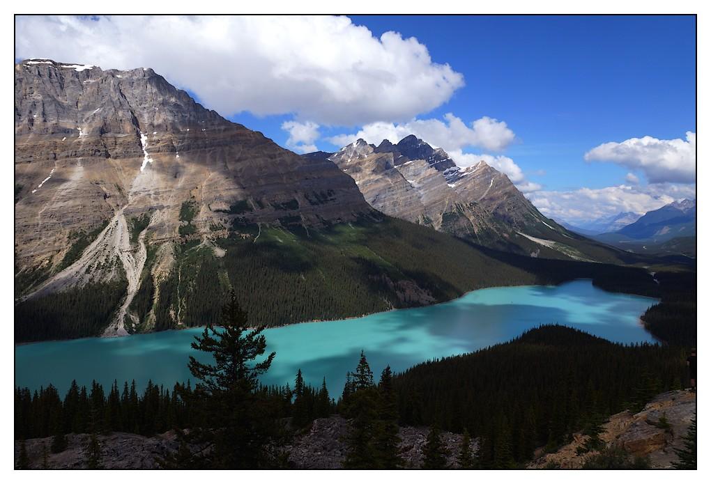 Les lacs de l'ouest canadien J11-6