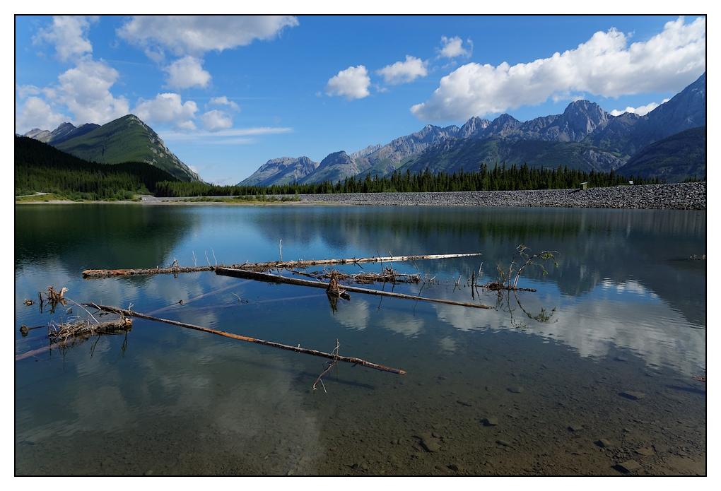 Les lacs de l'ouest canadien J14-8