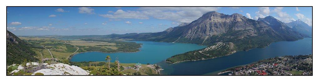 Les lacs de l'ouest canadien J17-08