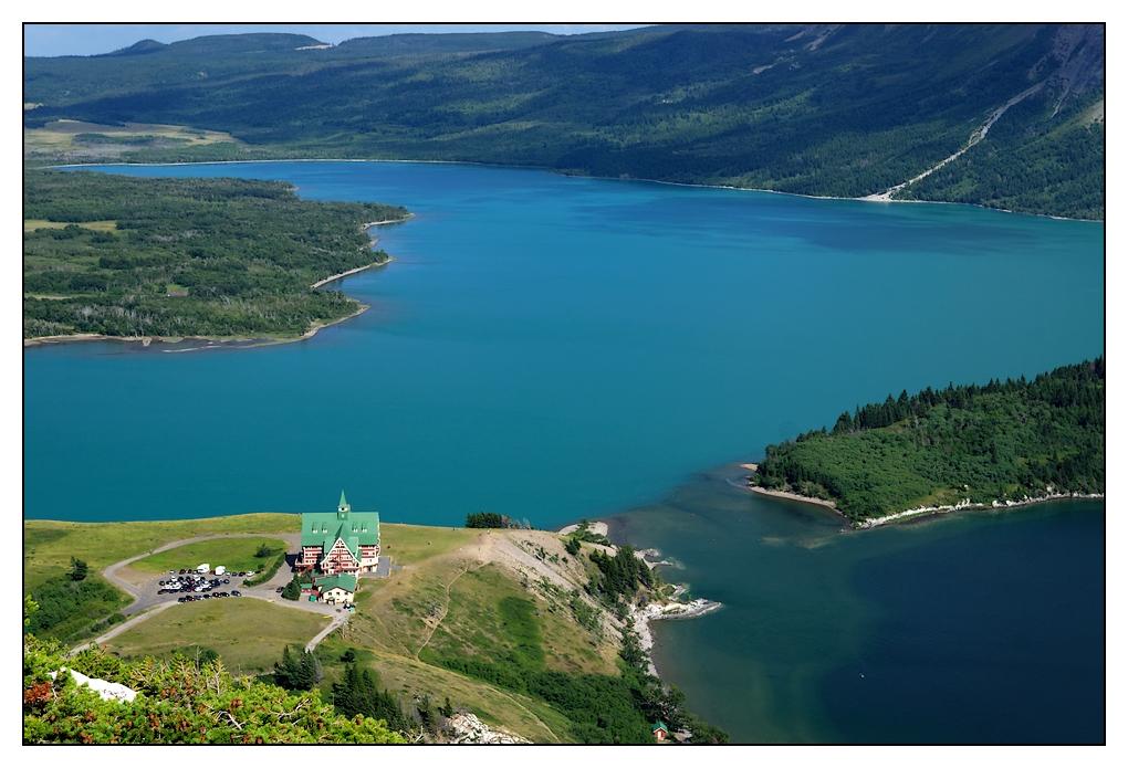 Les lacs de l'ouest canadien J17-11