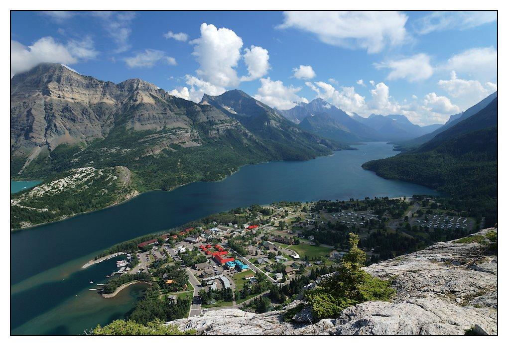 Les lacs de l'ouest canadien J17-5