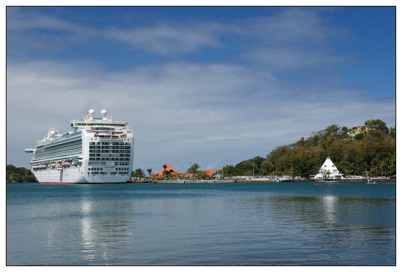 Martinique 2015 Sud (reportage complet) Castries1
