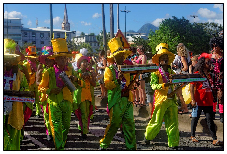 Martinique 2015 Sud (reportage complet) Carnaval1