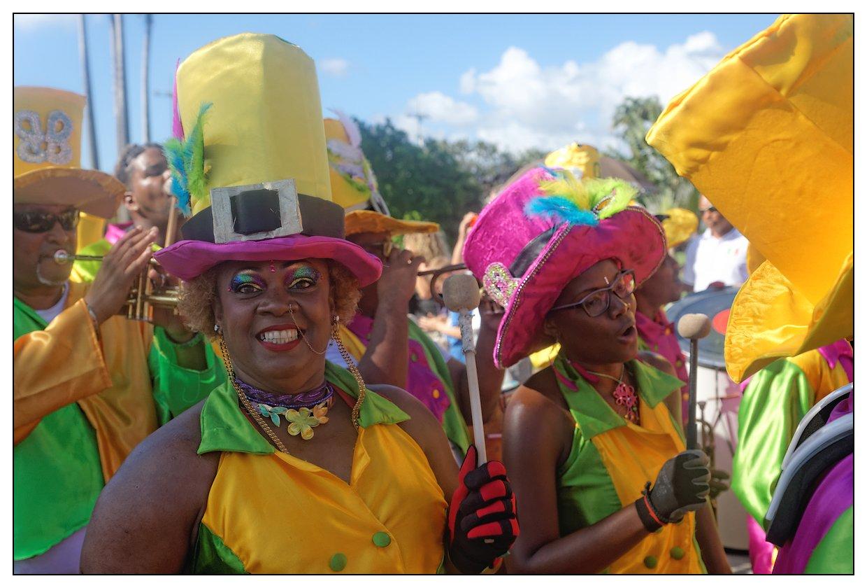 Martinique 2015 Sud (reportage complet) Carnaval2